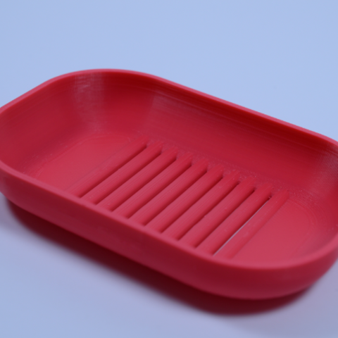 DSC_0254.png Download free STL file Soap dish • Object to 3D print, leFabShop
