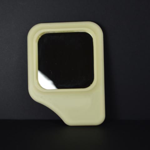 021.png Download free STL file Hand Mirror • 3D printer design, leFabShop