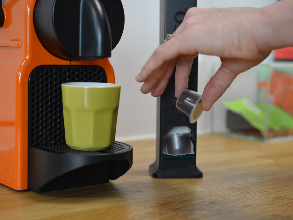 05.png Download free STL file Coffee capsules dispenser • 3D print design, leFabShop