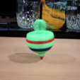 Download free STL file Spinning top ring • 3D printable template, 3DP_PARK