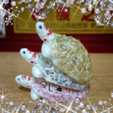 Download free STL file money turtle • 3D printer object, 3DP_PARK