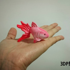Download free 3D printer files Goldfish, 3DP_PARK