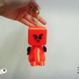 Capture d'écran 2017-03-16 à 12.44.03.png Download free STL file 3D robot keychain (angry) • 3D print object, 3DP_PARK