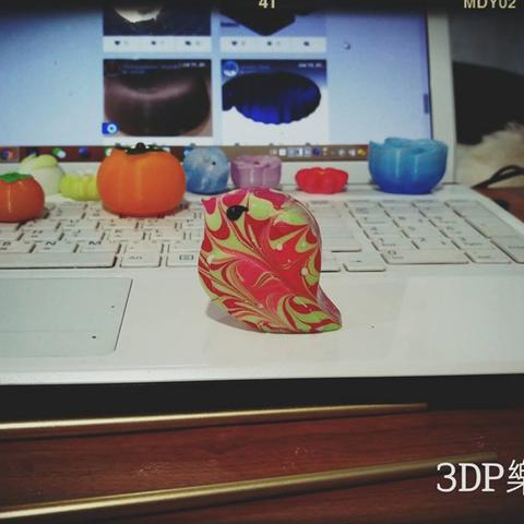 Download free STL file Bird • 3D print design, 3DP_PARK