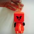Capture d'écran 2017-03-16 à 12.43.06.png Download free STL file 3D robot keychain (angry) • 3D print object, 3DP_PARK