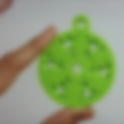 Download free 3D printer files SAKURA Gear ring, 3DP_PARK