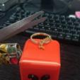 Capture d'écran 2017-03-16 à 12.43.57.png Download free STL file 3D robot keychain (angry) • 3D print object, 3DP_PARK