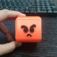 Capture d'écran 2017-03-16 à 12.43.23.png Download free STL file 3D robot keychain (angry) • 3D print object, 3DP_PARK