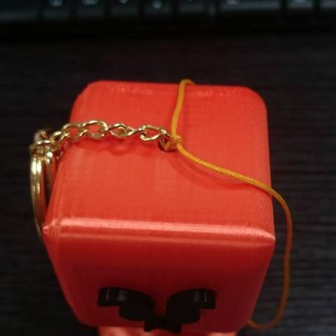 Capture d'écran 2017-03-16 à 12.43.51.png Download free STL file 3D robot keychain (angry) • 3D print object, 3DP_PARK