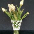 2014-12-03_16.27.41_1.jpg Télécharger fichier STL Vase à visser sur des bocaux de confiture • Objet imprimable en 3D, gregoware