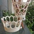 4.jpg Télécharger fichier STL Vase à visser sur des bocaux de confiture • Objet imprimable en 3D, gregoware