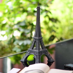 Free 3D file Eiffel Tower Model, Roger