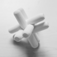 Jack Puzzle 3D printed Free STL file Cults4.png Download free STL file Jack Puzzle • Object to 3D print, Roger