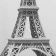 Free stl file Eiffel Tower Model, Roger