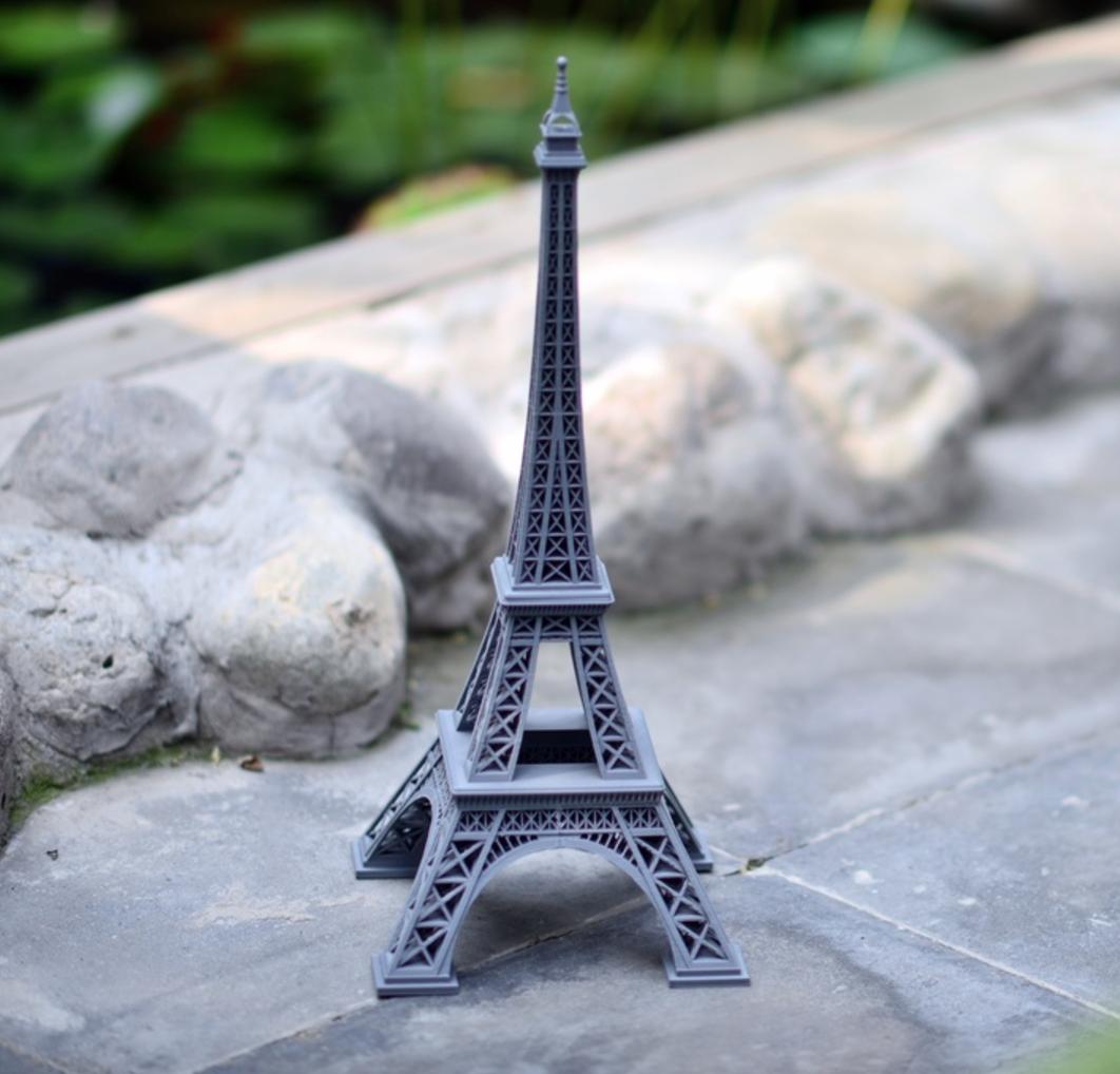 Capture d'écran 2017-03-22 à 16.19.26.png Télécharger fichier STL gratuit Eiffel Tower Model • Objet pour imprimante 3D, Roger