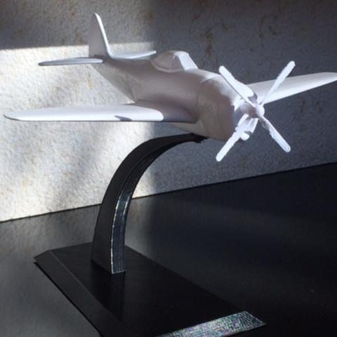 Capture d'écran 2017-03-22 à 16.22.05.png Download free STL file P-47 Thunderbolt • 3D printing design, Roger