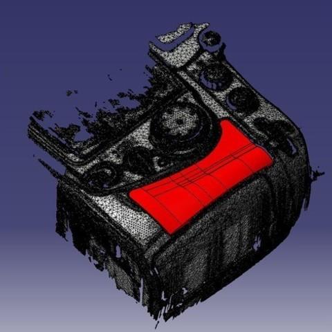 fe07eee1f0268775c646e844b05bff2d_preview_featured.jpg Télécharger fichier STL gratuit REMPLACEMENT NIKON D300 CAMERA GRIP • Objet imprimable en 3D, pachek