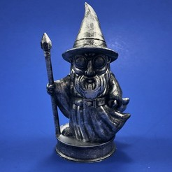 IMG_7171.jpg Download free STL file  3D Filament Wizard: for Shane's Birthday • Design to 3D print, loubie