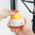 Download free 3D model Taipei Lantern Festival Chick & Beimen, ATOM3dp