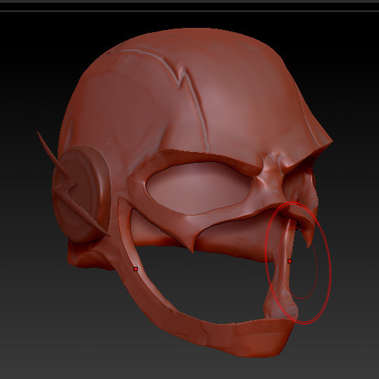 Cattura_di_schermata__15__edited.jpg Download free STL file the Flash helmet • 3D printable object, thePixelsChips