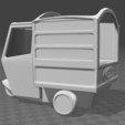 resize-ape1.jpg Download free STL file Belin che Ape! • Design to 3D print, thePixelsChips