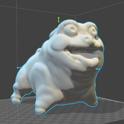 Cattura_di_schermata__13__edited.jpg Download free STL file Awesome Pug • 3D printable template, thePixelsChips