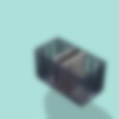Toohbrush Slot.stl Download STL file Tooth Brush Holder/ spoon holder/fork holder • 3D printer template, Eve