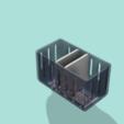 Tooth Brush Holder v4.1.png Download STL file Tooth Brush Holder/ spoon holder/fork holder • 3D printer template, Eve