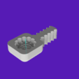 Moon Cakes moulding 2.1 v1.png Download STL file Moon cake moulding  • 3D printing template, Eve