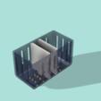 Tooth Brush Holder v4.png Download STL file Tooth Brush Holder/ spoon holder/fork holder • 3D printer template, Eve