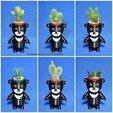Télécharger fichier STL gratuit OURS BRAVO Plantes en pot, mingshiuan