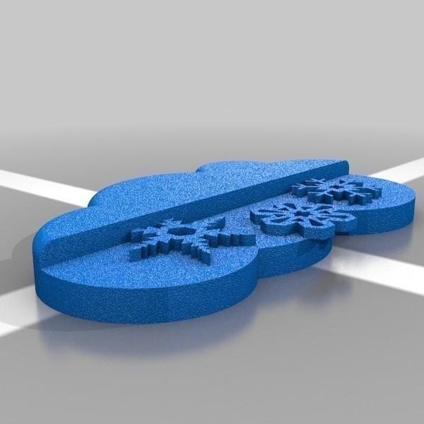 """3.jpg Download free STL file Al Roker's """"Weather Magnets"""" • 3D print design, GeneralElectric"""