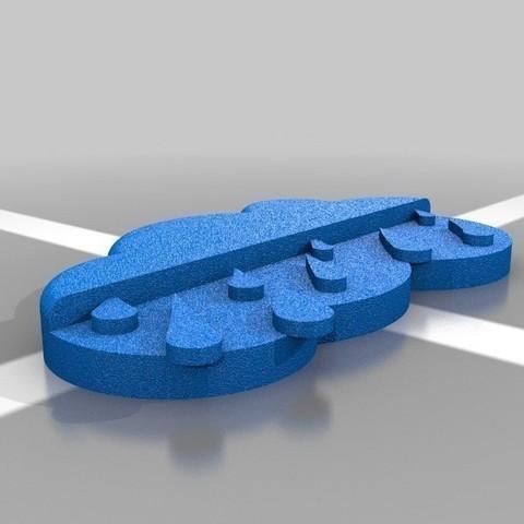 """4.jpg Download free STL file Al Roker's """"Weather Magnets"""" • 3D print design, GeneralElectric"""