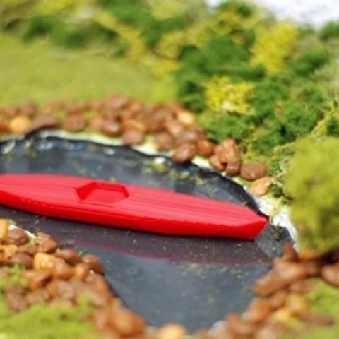 Download free 3D print files A Kayak, GeneralElectric