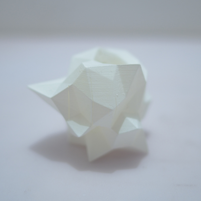2014-04-27_22-09-33.jpg Download free STL file Sphere Random Vase • 3D printing design, IDEABOX