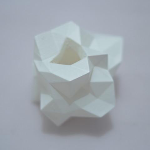2014-04-27_22-10-07.jpg Download free STL file Sphere Random Vase • 3D printing design, IDEABOX