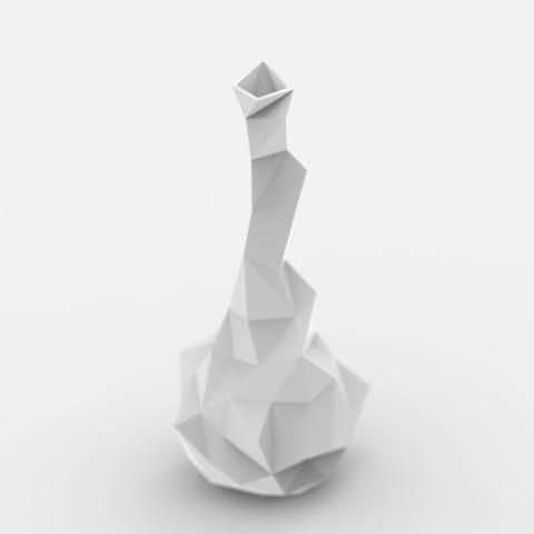 common_random_vase.350.jpg Download free STL file Common Random Vase • Design to 3D print, IDEABOX