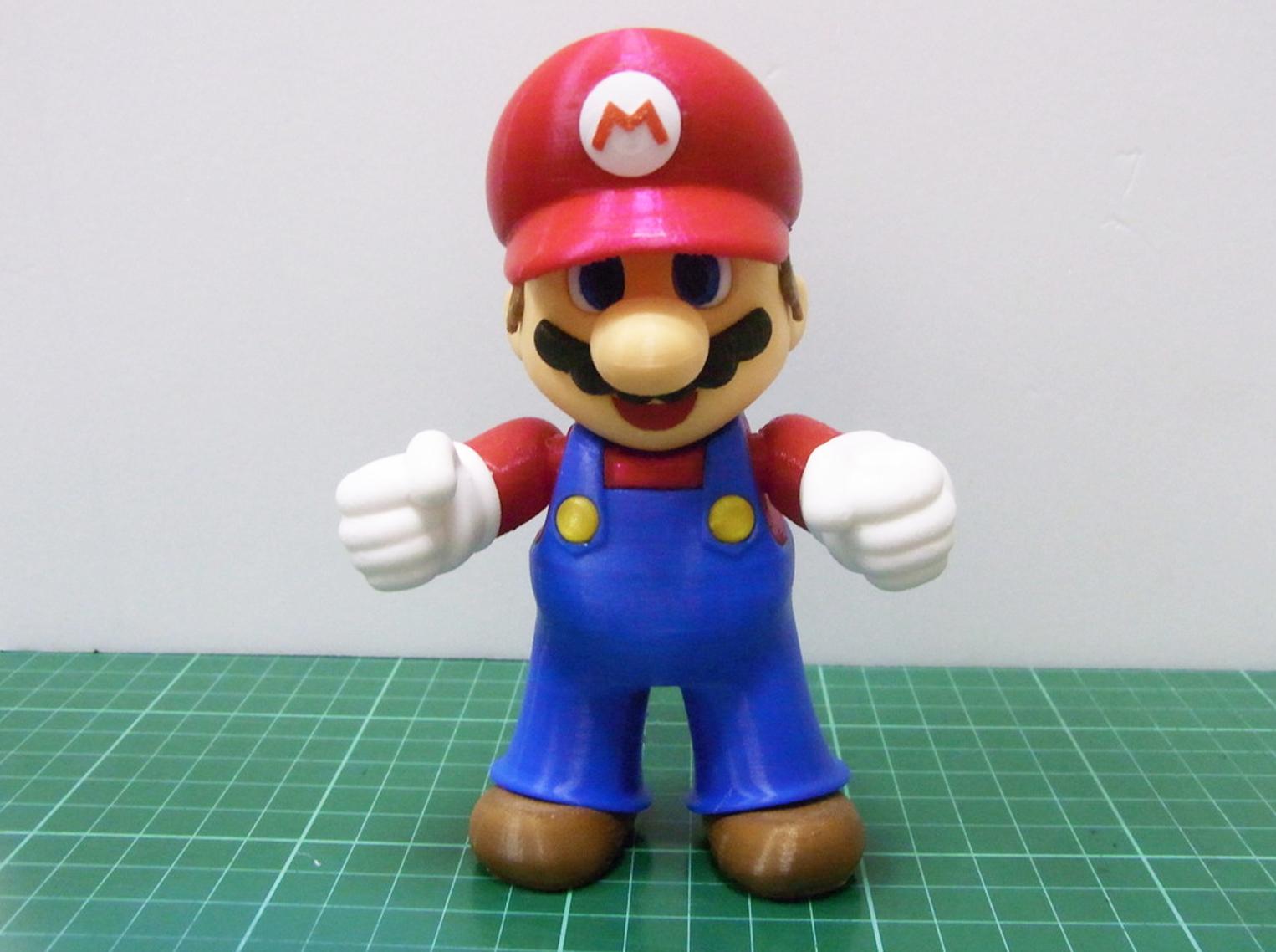 Capture d'écran 2016-12-15 à 17.27.20.png Download free STL file Super Mario complete set • 3D printer object, 86Duino