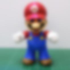 Mario-1.STL Télécharger fichier STL gratuit Super Mario complete set • Objet pour impression 3D, 86Duino
