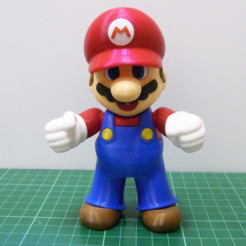 Download free STL file Super Mario complete set • 3D printer object, 86Duino