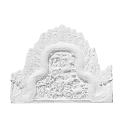 Download free STL Plaster Cast of False Pediment of Room for Dancers of Ta Prohm, ThreeDScans