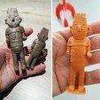 Descargar diseños 3D gratis Arumbaya Fetish - Tintín y Nieve, nicotintin35