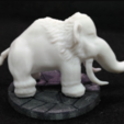 Capture d'écran 2017-10-13 à 15.10.54.png Download free STL file Wooly mammoth • 3D print design, orangeteacher