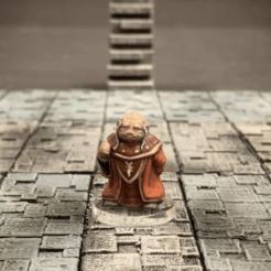 Download free 3D printer files Dungeon Master (32mm scale), Dutchmogul