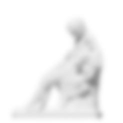 Download free 3D printer model Sleeping Shepherd Boy, ThreeDScans