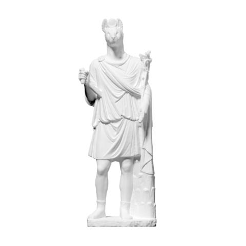 Download free 3D printer model Hermanubis, ThreeDScans