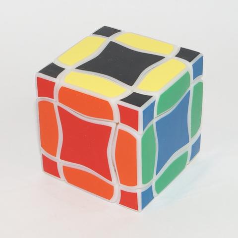 Download STL file FDM Center Wave Cube • 3D printer design, Vladimir310873