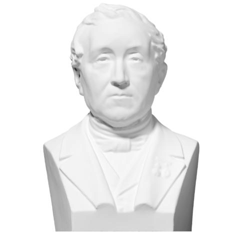 Download free 3D printer designs Photosculpture, ThreeDScans