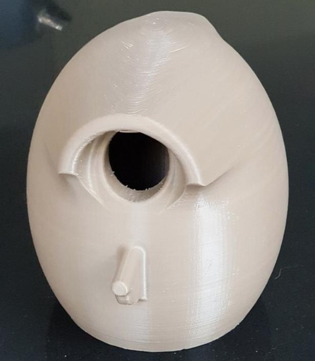 Capture d'écran 2018-09-07 à 14.24.47.png Download free STL file Easy Print Bird Box • 3D print design, 3D-Designs