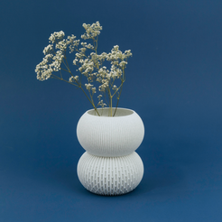 3d printer model 6vases2, UAUproject